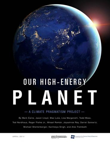 Our High-Energy Planet Cover