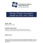 Energy-Climate Innovation