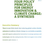 Four Policy Principles Cover