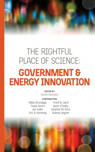 RPS Government & Energy Innovation