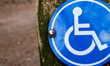 wheelchairsign
