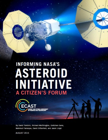 Download the ECAST Report to NASA