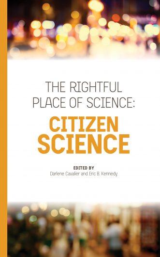 Explore the Frontiers of Citizen Science in New Book from CSPO   CSPO