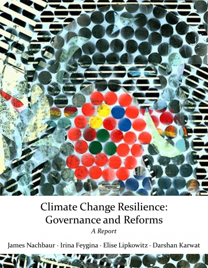 Climate Change Resilience: Governance and Reforms