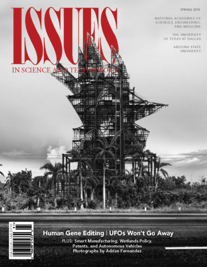 Spring 2019 ISSUES